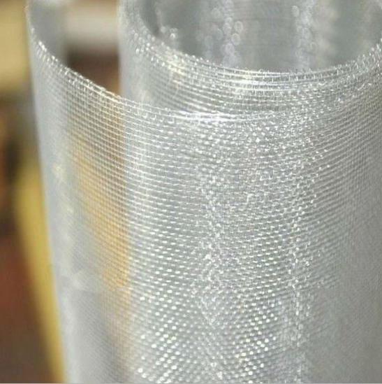 Square Mesh Aluminium Or Aluminum Alloy Window Screen